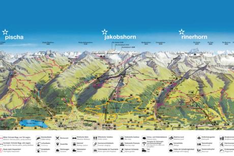 Broschüren und Karten | Davos Klosters Information Platform